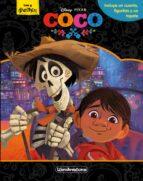 coco: libroaventuras: libro juego: incluye un tablero y figuras para jugar 9788416913831