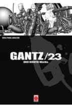 gantz nº 23 hiroya oku 9788416986231