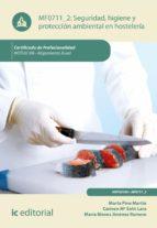 seguridad e higiene y protección ambiental en hostelería. hotu0109 (ebook) 9788417224431