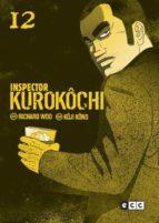 inspector kurokochi nº 12 takashi nagasaki koji kono 9788417276331