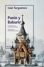 punin y baburin ivan s. turguenev 9788417281731