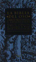 la biblia del oso: libros profeticos (vol. iii) casiodoro de la reina 9788420442631