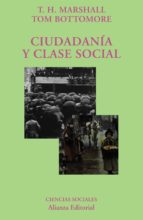 ciudadania y clase social t.h. marshall 9788420629131