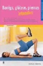 barriga, gluteos, piernas: intensivo-nina winkler-9788425516931