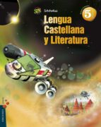 lengua 5º educacion primaria  trimestres superpixepolis-9788426393531