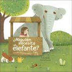 ¿alguien necesita un elefante?: descubre las profesiones con tam brenda figueroa paula merlan 9788428554831