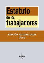 estatuto de los trabajadores (32ª ed.) 9788430970131