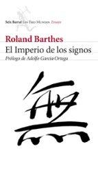 el imperio de los signos-roland barthes-9788432209031