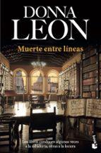 muerte entre lineas donna leon 9788432224331
