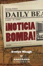 ¡noticia bomba! evelyn waugh 9788433921031