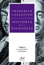 historia de la filosofia 2: de la escolastica al empirismo-frederick copleston-9788434469631