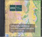 cartografia geologica: guia tridimensional interactiva (cd-rom)-mª dolores garcia del amo-9788436256031