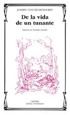 de la vida de un tunante-joseph von eichendorff-9788437624631