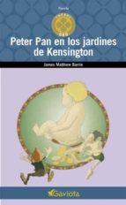 peter pan en los jardines de kensington-james matthew barrie-9788439216131
