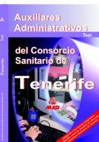 AUXILIARES ADMINISTRATIVOS DE CORPORACIONES LOCALES DE LA COMUNID AD DE MADRID. TEST