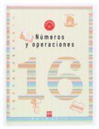 cuaderno de numeros 16 (6º educacion primaria)-9788467507331