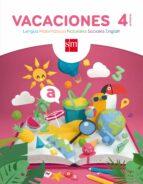 vacaciones 4º educacion primaria 9788467592931
