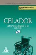 celadores del servicio gallego de salud (sergas). temario general y test-9788467614831