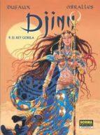 djinn 9: el rey gorila (ciclo africa) jean dufaux ana miralles 9788467901931