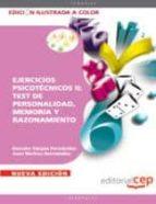 ejercicios psicotecnicos ii: test de personalidad, memoria y razo namiento-9788468125831