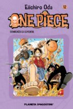 one piece nº 12-eiichiro oda-9788468471631