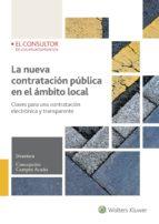 la nueva contratación pública en el ámbito local-maria concepcion campos acuña-9788470527531