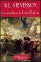 las aventuras de david balfour-robert louis stevenson-9788477024231
