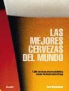 las mejores cervezas del mundo-ben mcfarland-9788480768931