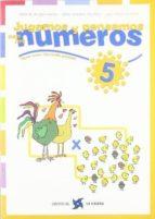 jugamos y pensamos con los numeros 5 (3er curso primaria) victor m. burgos alonso jaime martinez montero jesus perez gonzalez 9788481051131