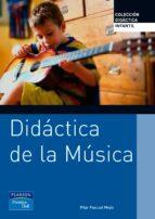 didactica de la musica infantil pilar pascual 9788483223031