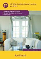 (i.b.d.)confeccion de cortinas y estores. tcpf0309 - cortinaje y complementos de decoracion-9788483646731