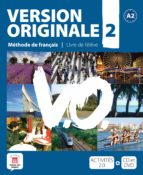 version originale 2 livre de l eleve (a2) 9788484435631