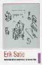 memorias de un amnesico y otros escritos (3ª ed.)-erik satie-9788488020031