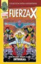 El libro de Fuerza x. integral autor PETER MILLIGAN PDF!