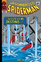asombroso spiderman: si este es mi destino stan lee 9788490247631