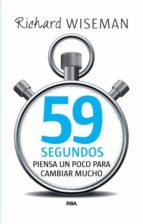 59 segundos-richard wiseman-9788490565131