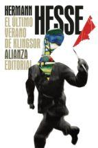 el último verano de klingsor (ebook)-hermann hesse-9788491047131