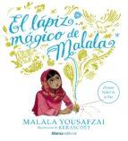 el lapiz magico de malala malala yousafzai 9788491048831