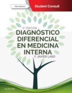 diagnóstico diferencial en medicina interna 4 ed. ed 2018 2018 f.j. laso 9788491131731
