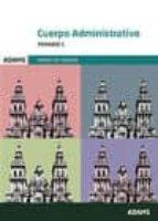 temario 1 administrativos de la xunta de galicia-9788491470731