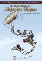 la ciudad oculta de alejandro magno (1er premio internacional de novela grafica: dibujando entre culturas)-jordi bayarri-9788492906031