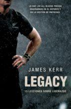 legacy (ebook)-james kerr-9788494616631