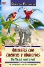 animales con cuentas y abalorios 9788496777231