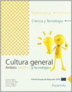 cultura general ambito cientifico y tecnologico (pcpi)-andrea pastor-dionisio escobar-esther mayoral-9788497327831