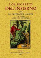 secretos del infierno. sacados de un manuscrito del año 1522 (ed. facsimil) 9788497616331