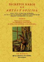 secretos raros de artes y oficios (obra completa) (12 tomos) (ed. facsimil)-9788497618731