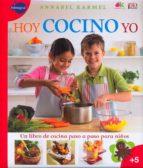 hoy cocino yo-annabel karmel-9788497806831