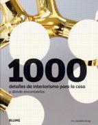1000 detalles de interiorismo para la casa y donde encontrarlos-ian rudge-9788498013931