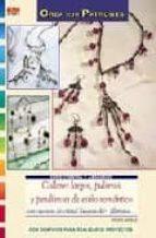 collares largos, pulseras y pendientes de estilo romantico con cu entas de cristal swarovski, liligrana-ingrid moras-9788498740431