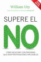 supere el no (ebook)-william ury-9788498751031